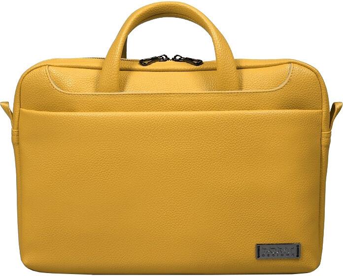 Port Designs ZURICH Toploading brašna na 13,3/14'' notebook, žlutá