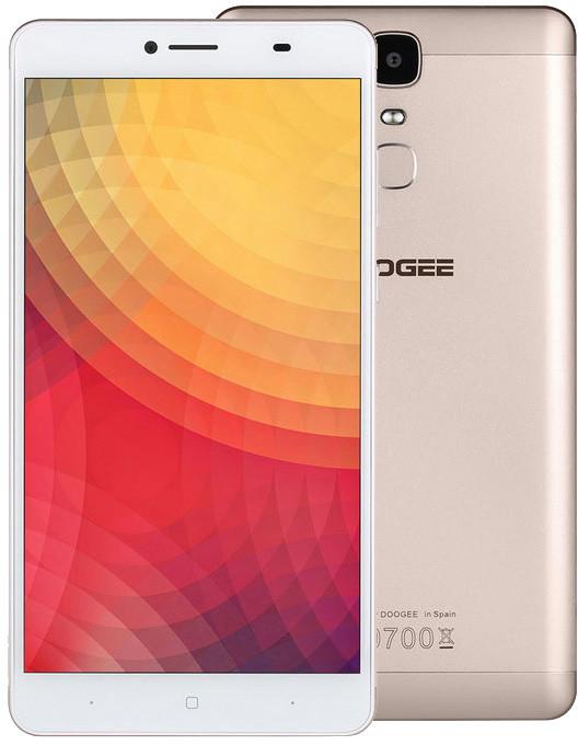 DOOGEE Y6 Max - 32GB, zlatá