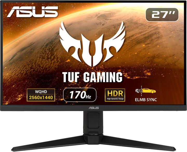 """ASUS TUF Gaming VG27AQL1A - LED monitor 27"""""""
