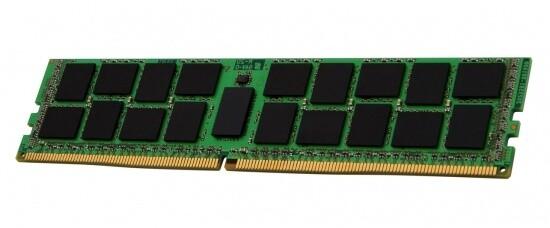 Kingston 64GB DDR4 3200 CL22 ECC, pro HPE