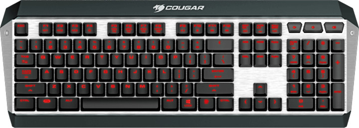 Cougar Attack X3, Cherry MX Brown, UK