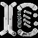 SilentiumPC - montážní sada pro chladiče SPC pro socket AM4