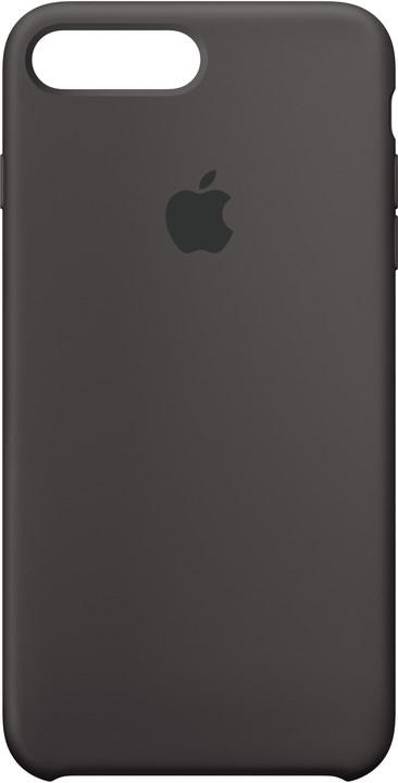 Apple Silikonový kryt na iPhone 7 Plus/8 Plus – kakaově hnědý