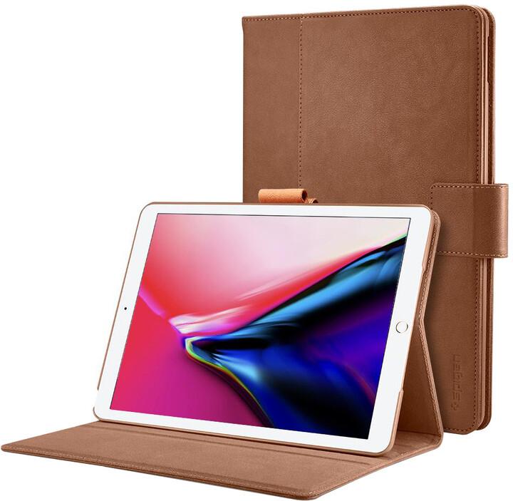 "Spigen Stand Folio pouzdro pro iPad 10.5"" 2017, brown"