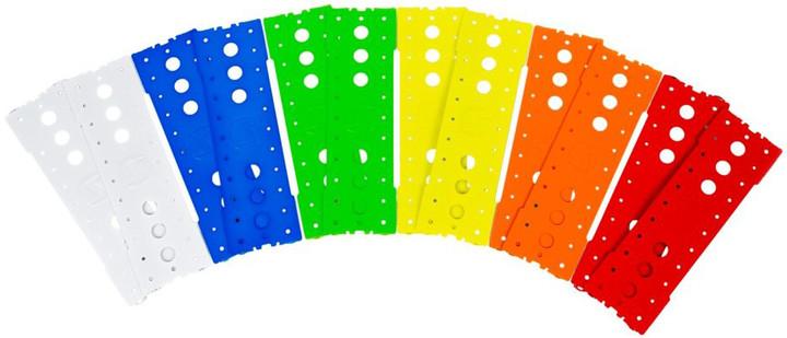 SilentiumPC sada barevných krytek pro chladič Grandis 2 (XE1436), 6 barev