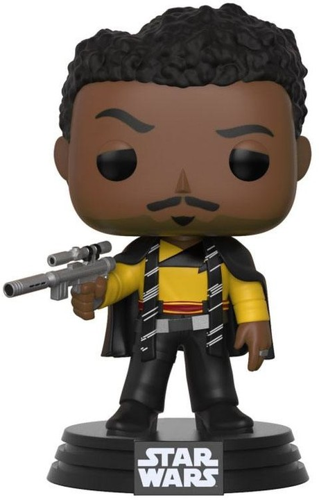 Funko POP! Bobble-Head Star Wars - Lando Calrissian