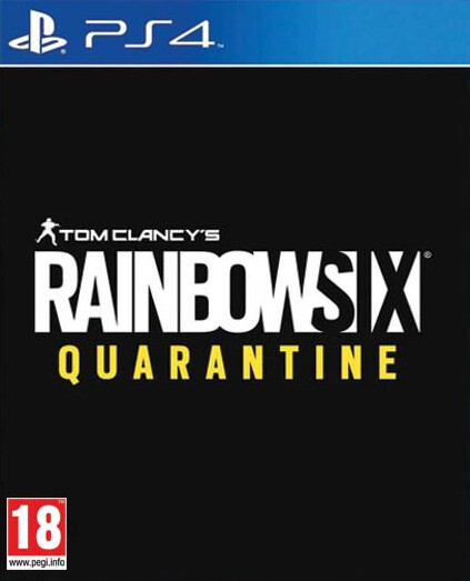 Rainbow Six: Quarantine (Xbox ONE)