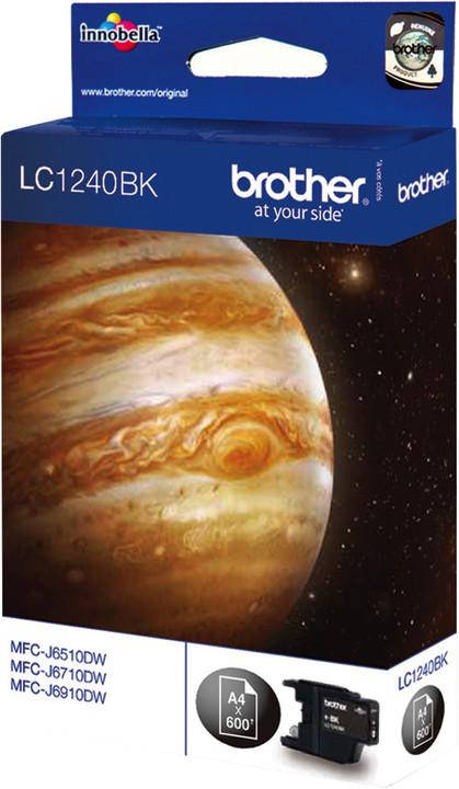 Brother LC-1240BK, černý