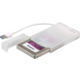 "i-tec MySafe Easy externí box, 2,5"", USB 3.0, White"