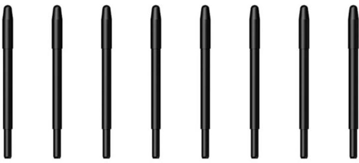 XP-PEN náhradní hroty pro stylusy PA1/PA2 k tabletům Artist 22R Pro/24 Pro, Deco Pro M/S,
