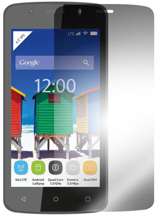 myPhone tvrzené sklo na displej pro Q-smart LTE