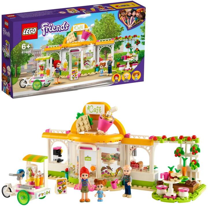 LEGO® Friends 41444 Bio kavárna v městečku Heartlake