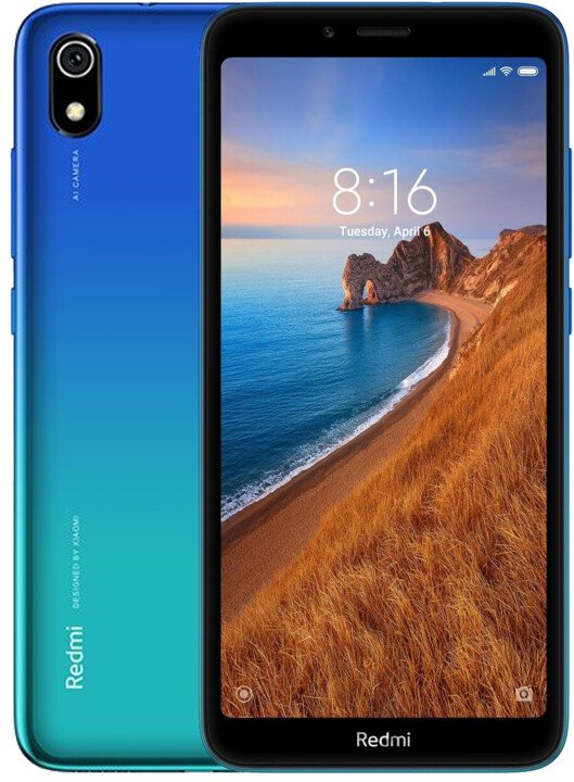 Xiaomi Redmi 7A, 2GB/32GB, Blue