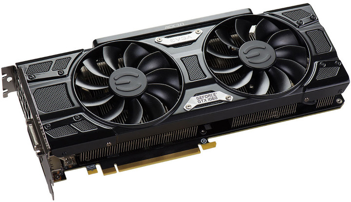 EVGA GeForce GTX 1060 FTW GAMING, 3GB GDDR5