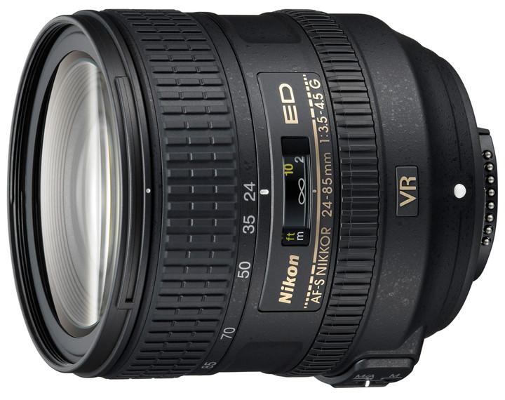 Nikon objektiv Nikkor 24-85mm f/3.5-4.5G IF-ED