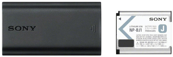 Sony nabíječka s dodatečnou nabíjecí baterií pro Sony RX0