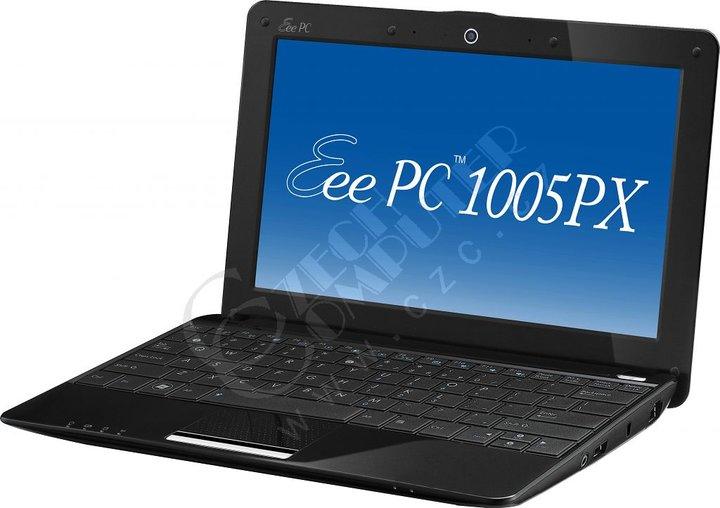 ASUS Eee PC 1005PX-BLK003X, černá