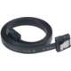 Akasa SATA 3.0, super tenký, 30cm, černá