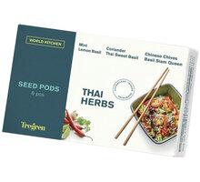 TREGREN Thajské bylinky (kapsle se semeny, 6 ks) - TE0046