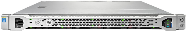 HP ProLiant DL160 G9 /E5-2609v4/16GB/2x300GB SAS/550W