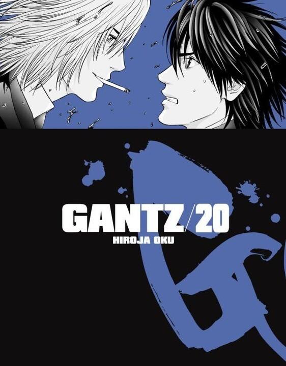 Komiks Gantz, 20.díl, manga