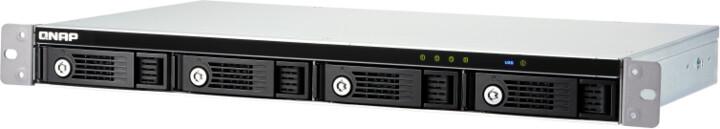 QNAP TR-004U - racková rozšiřovací jednotka pro server, PC či NAS