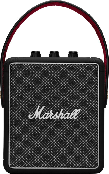 Marshall Stockwell II, černá