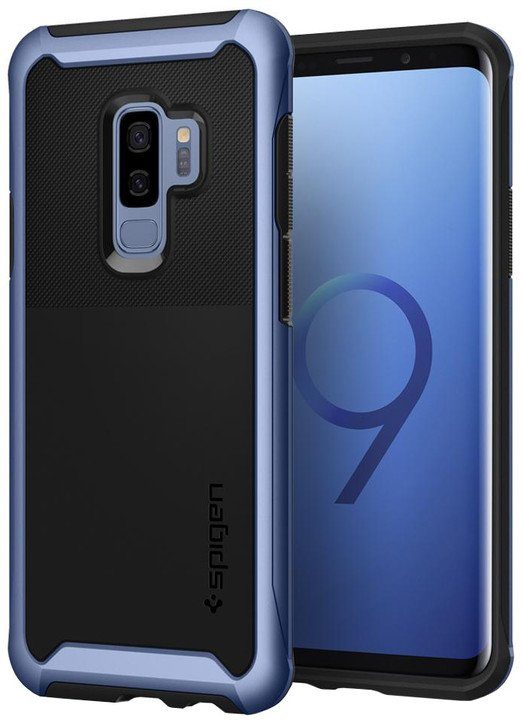 Spigen Neo Hybrid Urban pro Samsung Galaxy S9+, coral blue