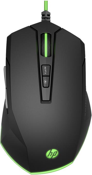 HP Pavilion Gaming 200, černá