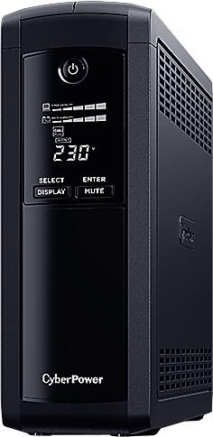 CyberPower Value Pro GreenPower UPS 1600VA / 960W FR