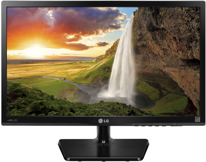 LG 22MP47D-P - LED monitor 22""