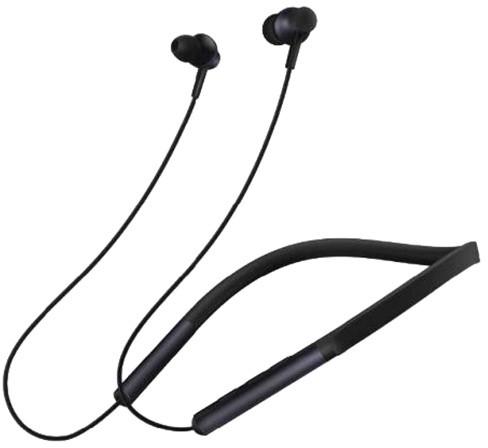 Xiaomi Mi Bluetooth Neckband Earphones, černá