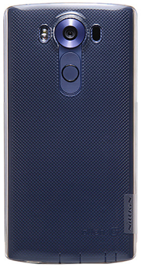 Nillkin Nature TPU Pouzdro Grey pro LG H960A V10