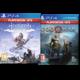 PS4 HITS - God of War + Horizon: Zero Dawn - Complete Edition
