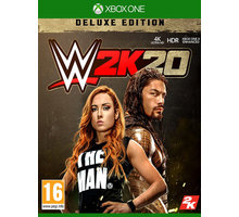 WWE 2K20 - Deluxe Edition (Xbox ONE) - 5026555362146
