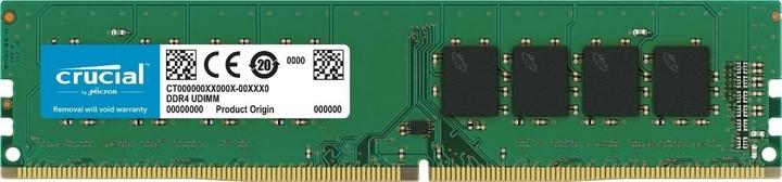 Crucial 4GB DDR4 2400