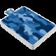 Maskáčovo - modrá