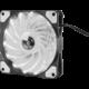 Genesis HYDRION 120, WHITE LED, 120mm