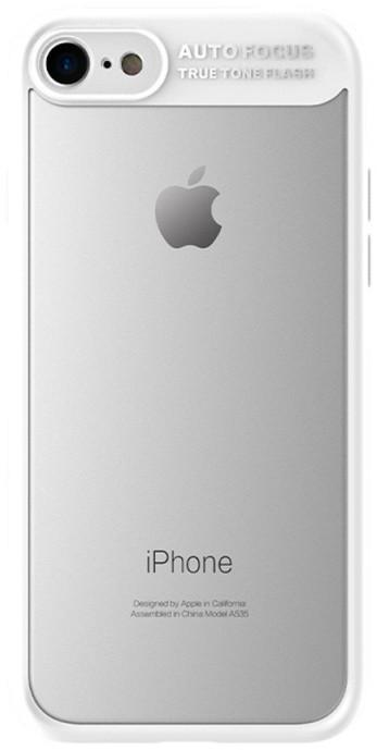 Mcdodo iPhone 7 Plus /8 Plus PC + TPU Case, White