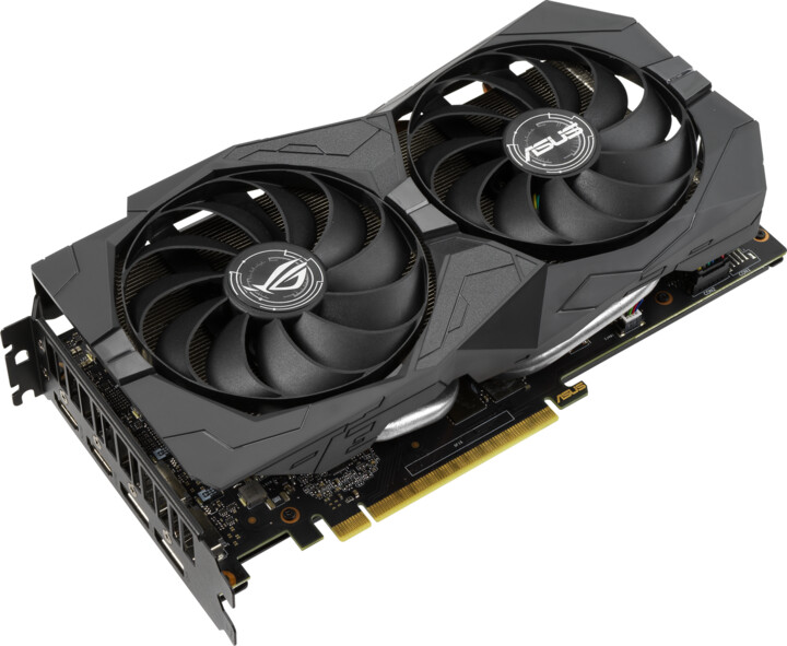 ASUS GeForce ROG-STRIX-GTX1650S-O4G-GAMING, 4GB GDDR6