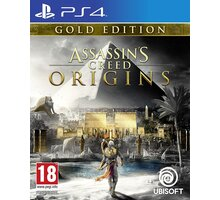 Assassin's Creed: Origins - GOLD Edition (PS4)