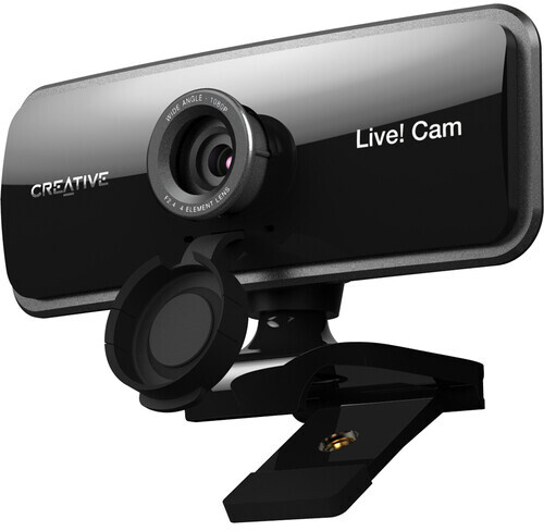 Creative Live! Cam Sync 1080p, černá