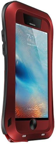 Love Mei Case iPhone 6 PLUS Three anti Straight version Red
