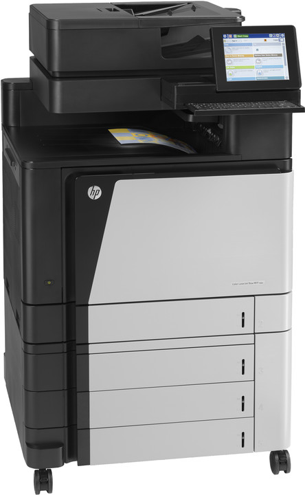 HP Color LaserJet Enterprise M880z