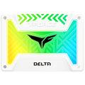 """Team T-FORCE DELTA RGB, 2,5""""- 500GB, bílá"""