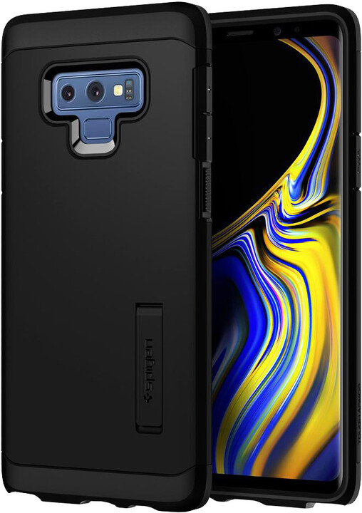 Spigen Tough Armor Galaxy Note 9, černé