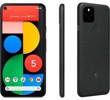 GOOGLE Pixel 5, 8GB/128GB, Just Black Antivir Bitdefender Mobile Security for Android 2020, 1 zařízení, 12 měsíců v hodnotě 299 Kč + Kuki TV na 2 měsíce zdarma