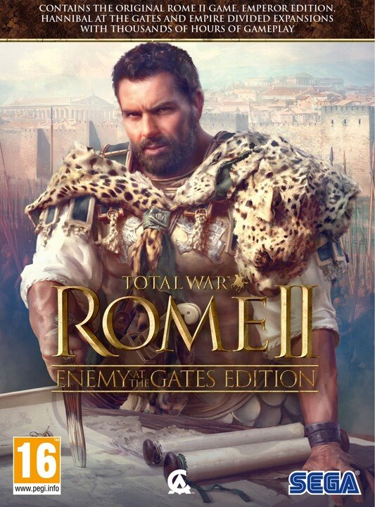 Total War: Rome 2 - Enemy at the Gates Edition (PC)