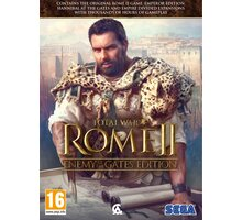 Hra PC - Total War: Rome 2 - Enemy at the Gates Edition - PC - 5055277036660