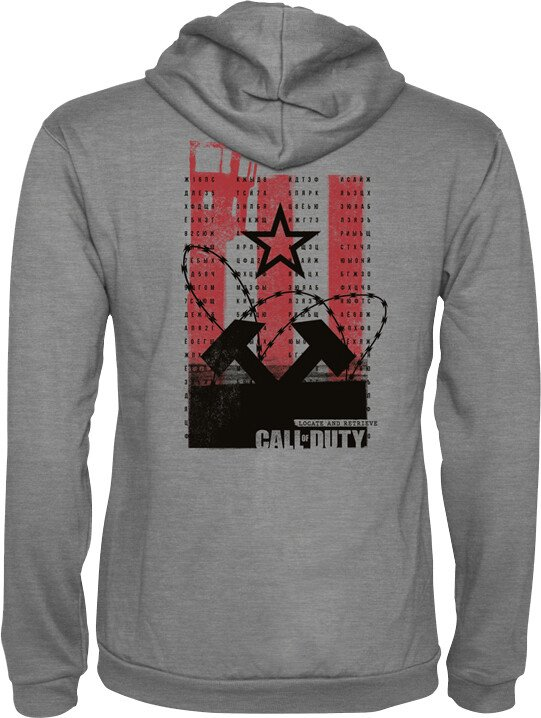 Mikina Call of Duty: Black Ops Cold War - Locate and Retrive (L)